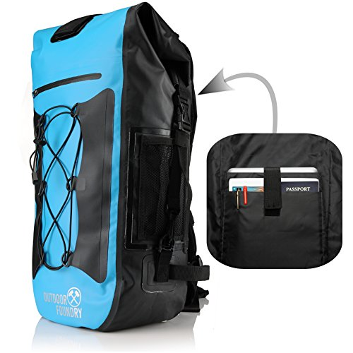 Outdoor Foundry 100% Waterproof 35L Dry Bag Backpack - Laptop ...