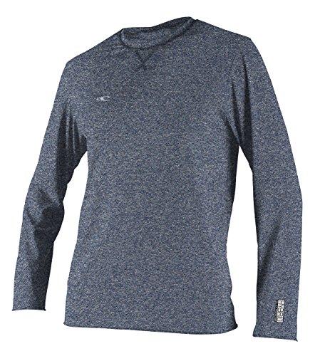 O 39 neill wetsuits uv sun protection mens hybrid long sleeve for Long sleeve sun shirt mens