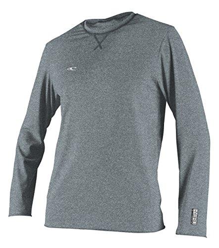 O 39 neill wetsuits uv sun protection mens hybrid long sleeve for Mens long sleeve uv protection shirt