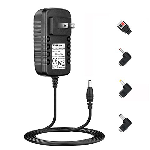 Berls 12V Power supply Adapter Charger for Netgear / Linksys